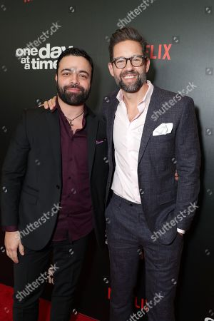 James Martinez, Todd Grinnell