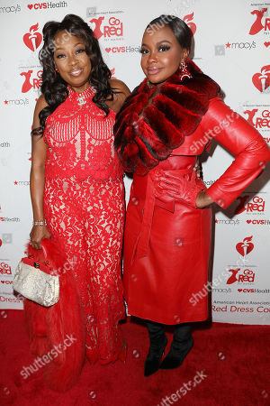 Star Jones and Phaedra Parks