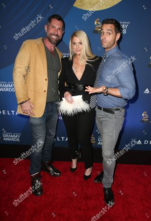Editorial photo of Delta Air Line Pre-Grammys party, Arrivals, Los Angeles, USA - 07 Feb 2019