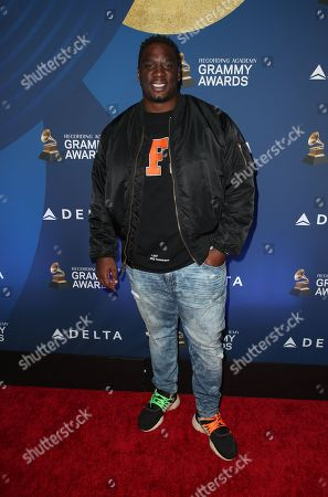 Editorial image of Delta Air Line Pre-Grammys party, Arrivals, Los Angeles, USA - 07 Feb 2019