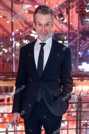 Ulrich Matthes at the after show party of the opening ceremony of the 69th annual Berlin International Film Festival in Berlin, Germany, 07 February 2019. The Berlinale runs from 07 to 17 February.