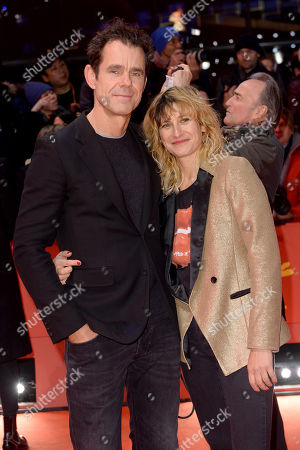 Tom Tykwer and wife Marie Steinmann