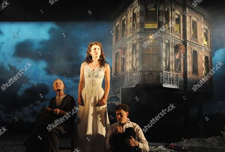 Editorial photo of 'An Inspector Calls' play at the Novello Theatre, London, Britain - 24 Sep 2009