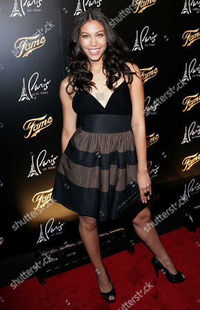 Editorial picture of 'Fame' film screening at the Paris Las Vegas Resort and Casino, Las Vegas, America - 24 Sep 2009