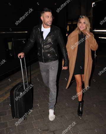 Giovanni Pernice and Ashley Roberts