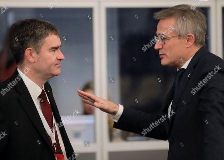 Editorial picture of EU, Bucharest, Romania - 08 Feb 2019