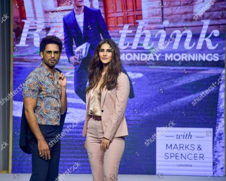 Editorial photo of Marks & Spencer show, Spring Summer 2019, hotel ITC Maratha, Mumbai, India - 07 Feb 2019