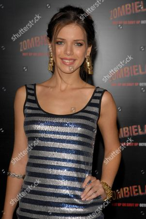 Editorial image of 'Zombieland' film premiere, Los Angeles, America - 23 Sep 2009