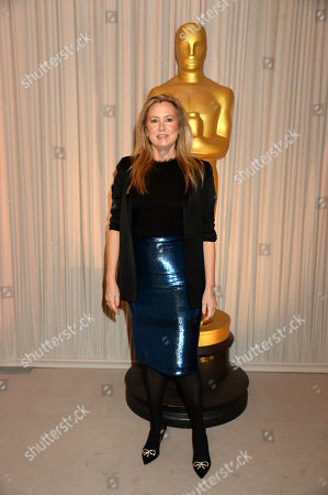 Editorial image of The Academy Awards nominees cocktail party, Claridge's, London, UK - 08 Feb 2019