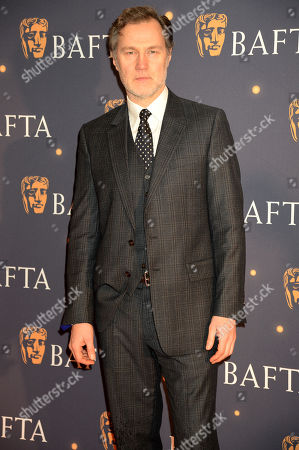 David Morrissey attends the BAFTA Film Gala, held at The Savoy