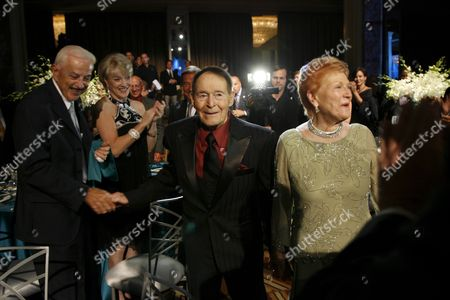 Jack LaLanne and Elaine LaLanne