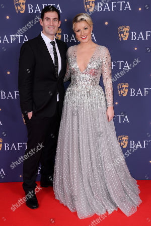 Zafar Rushdie and Natalie Rushdie attends the BAFTA Film Gala, held at The Savoy attends the BAFTA Film Gala, held at The Savoy
