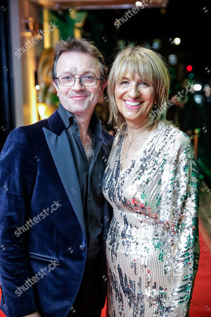 Jane Lush attends the BAFTA Film Gala, held at The Savoy