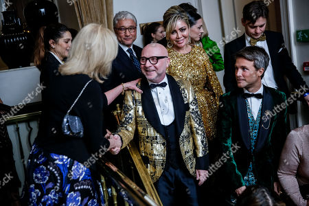 Domenico Dolce attends at the BAFTA Film Gala, held at The Savoy