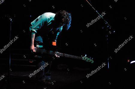 Stock Picture of Dinosaur Jr - Lou Barlow