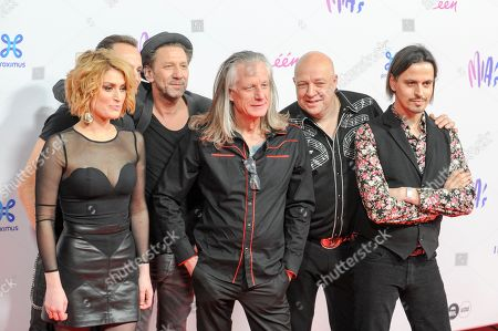 Editorial picture of Music Industry Awards, Brussels, Belgium - 07 Feb 2019