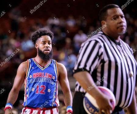 Editorial image of Harlem Globetrotters v Washington Generals, basketball exhibition game, Frank Erwin Center, Austin, Texas, USA - 01 Feb 2019