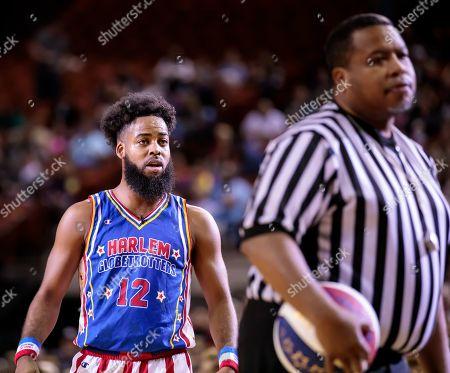 Editorial photo of Harlem Globetrotters v Washington Generals, basketball exhibition game, Frank Erwin Center, Austin, Texas, USA - 01 Feb 2019
