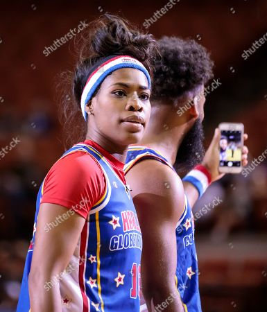 Editorial photo of Harlem Globetrotters v Washington Generals, basketball exhibition game, Frank Erwin Center, Austin, Texas, USA - 01 Feb 2019