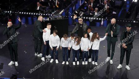 Editorial picture of 69th Sanremo Music Festival 2019, Italy - 08 Feb 2019