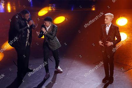 Editorial image of 69th Sanremo Music Festival 2019, Italy - 08 Feb 2019