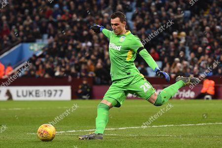 Lovre Kalinic (28) of Aston Villa