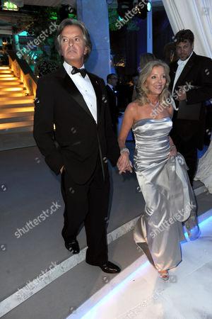 Richard Caring and Jackie Caring