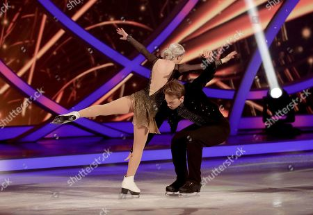 Editorial picture of 'Dancing on Ice' TV show, Series 11, Episode 6, Hertfordshire, UK - 10 Feb 2019