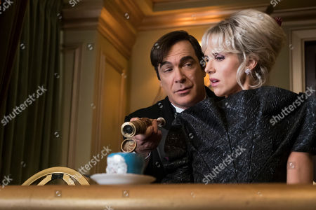 Patrick Warburton as Lemony and Lucy Punch as Esme Squalor,