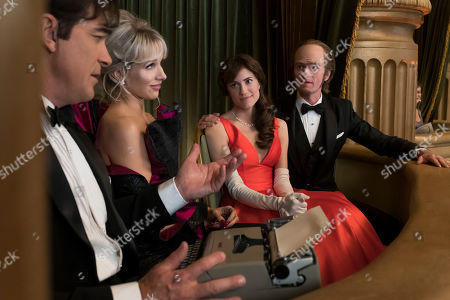 Patrick Warburton as Lemony, Lucy Punch as Esme Squalor, Allison Williams as Kit Snicket and Neil Patrick Harris as Count Olaf