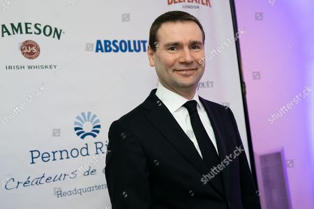 Stock Photo of Alexandre Ricard, Pernod Ricard CEO