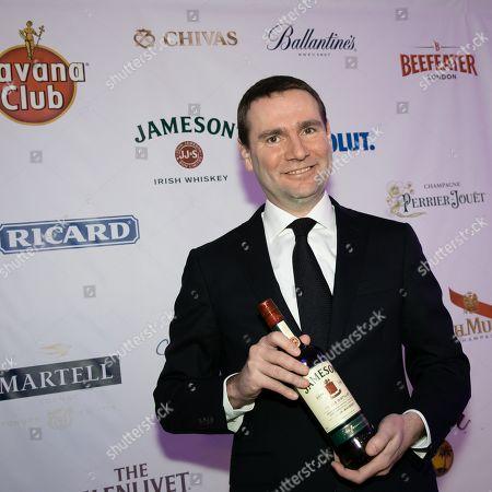 Editorial photo of Pernod Ricard, Full Year 2018 Results presentation, Paris, France - 07 Feb 2019