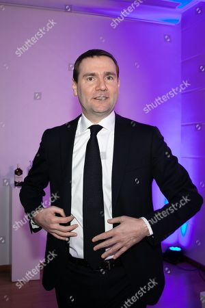 Stock Image of Alexandre Ricard, Pernod Ricard CEO