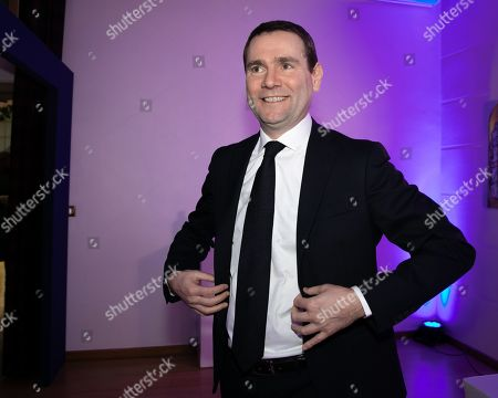 Stock Picture of Alexandre Ricard, Pernod Ricard CEO