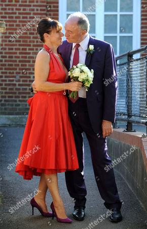 Emma Beal and Ken Livingstone