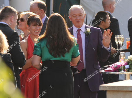Stock Picture of Emma Beal and Ken Livingstone