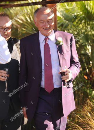 Editorial picture of Wedding of Ken Livingstone and Emma Beal, London Zoo, London, Britain - 26 Sep 2009