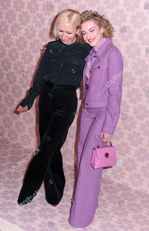 Nicola Glass and Julia Garner