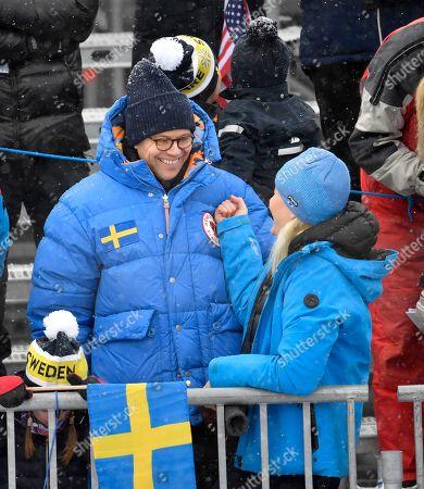 Prince Daniel, Crown Princess Mette-Marit of Norway