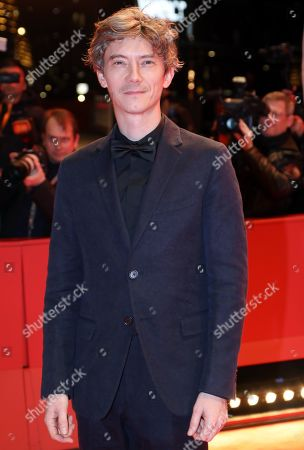Swann Arlaud arrives for the premiere of 'By the Grace of God' (Grace a Dieu) during the 69th annual Berlin Film Festival, in Berlin, Germany, 08 February 2019. The movie is presented in the Official Competition at the Berlinale that runs from 07 to 17 February.
