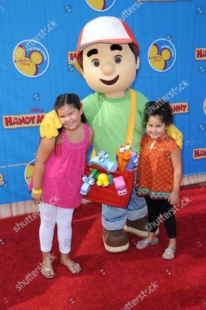 Madison de la Garza and Daniella Baltodano