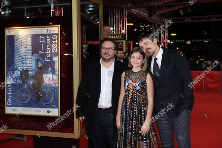 Editorial picture of Light of My Life Premiere ? 69th Berlin Film Festival, Germany - 08 Feb 2019
