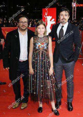 Editorial photo of 'Light of My Life' premiere, 69th Berlin International Film Festival, Germany - 08 Feb 2019