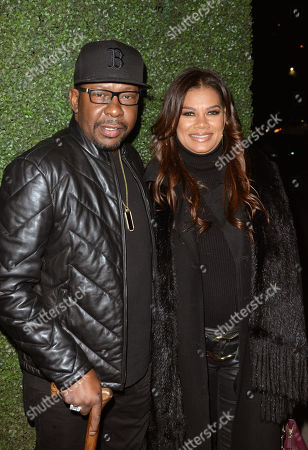 Bobby Brown, Alicia Brown