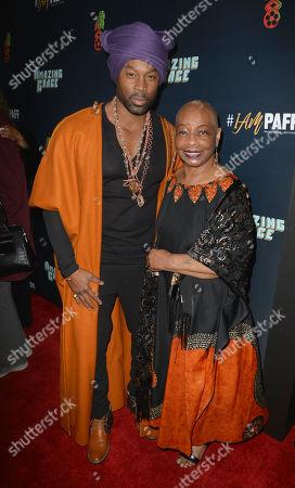 Editorial photo of Aretha Franklin's 'Amazing Grace' film screening, Los Angeles, USA - 07 Feb 2019