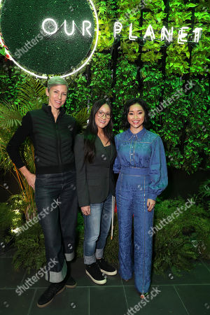 Editorial photo of Private press screening of Netflix's upcoming nature doc series 'Our Planet', launching globally on April 5th, Los Angeles, USA - 08 Feb 2019