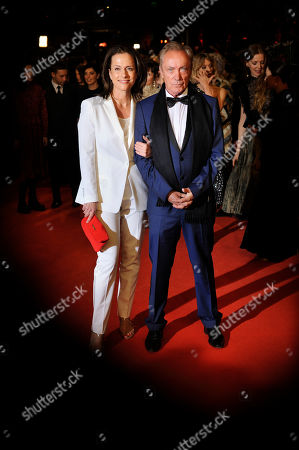 Claudia Michelsen and Udo Kier