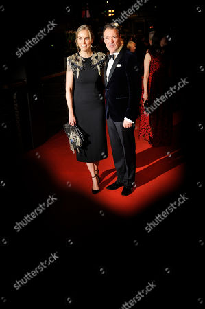 Nina Hoss and Sebastian Koch