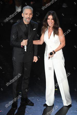 Editorial picture of 69th Sanremo Music Festival, Italy - 08 Feb 2019