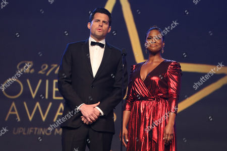 Editorial image of 27th Annual Movieguide Awards Gala, Los Angeles, USA - 08 Feb 2019